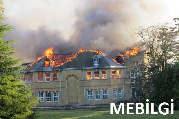 Öğrenci Yurtlarında Çıkan Yangınların Nedenleri