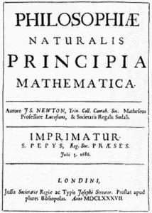 Newton'un eserleri